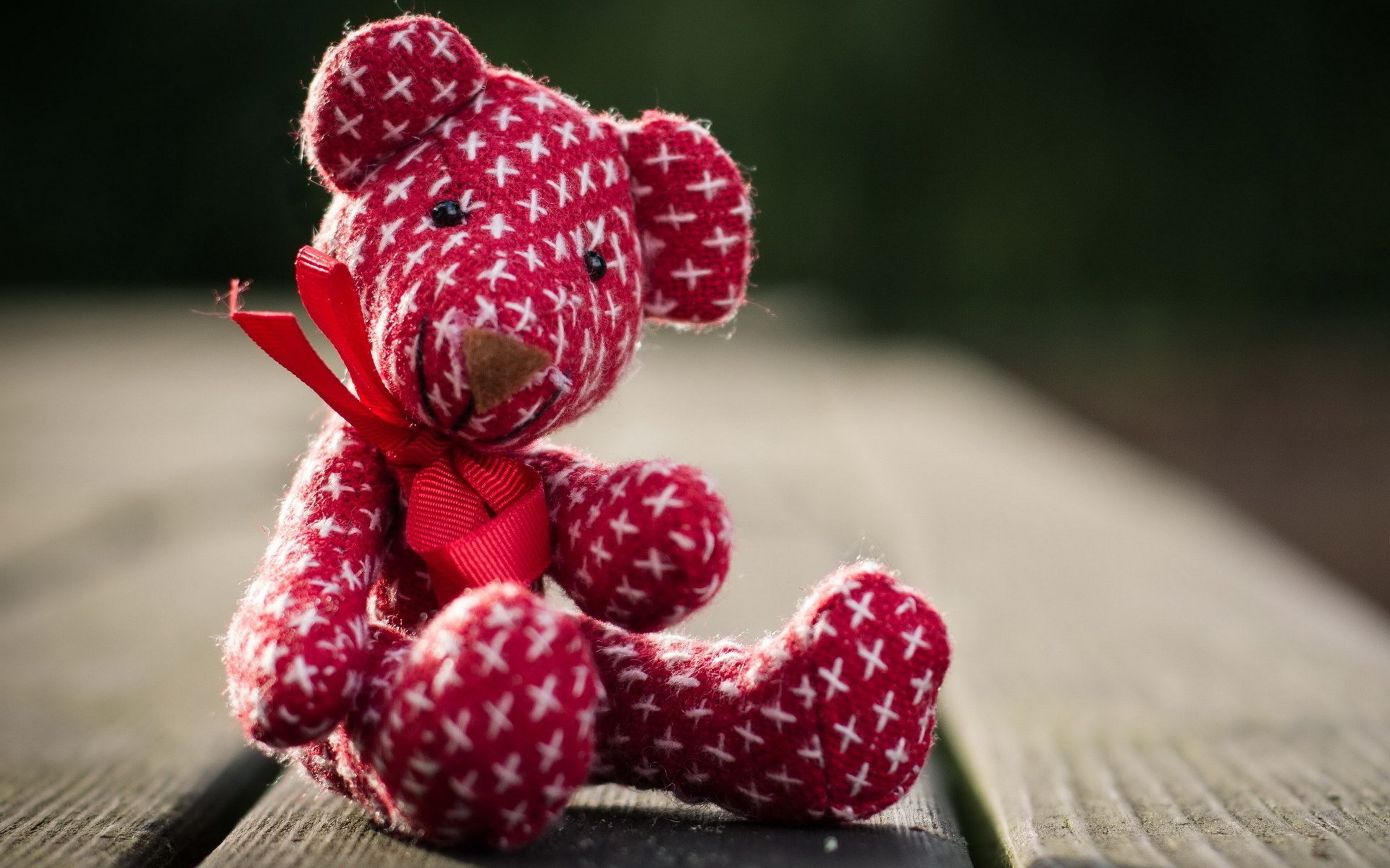 摄影 - 可爱  Teddy Bear 熊 玩具 爱 儿童 壁纸