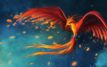 Fantasy - Phoenix Wallpapers and Backgrounds ID : 311329