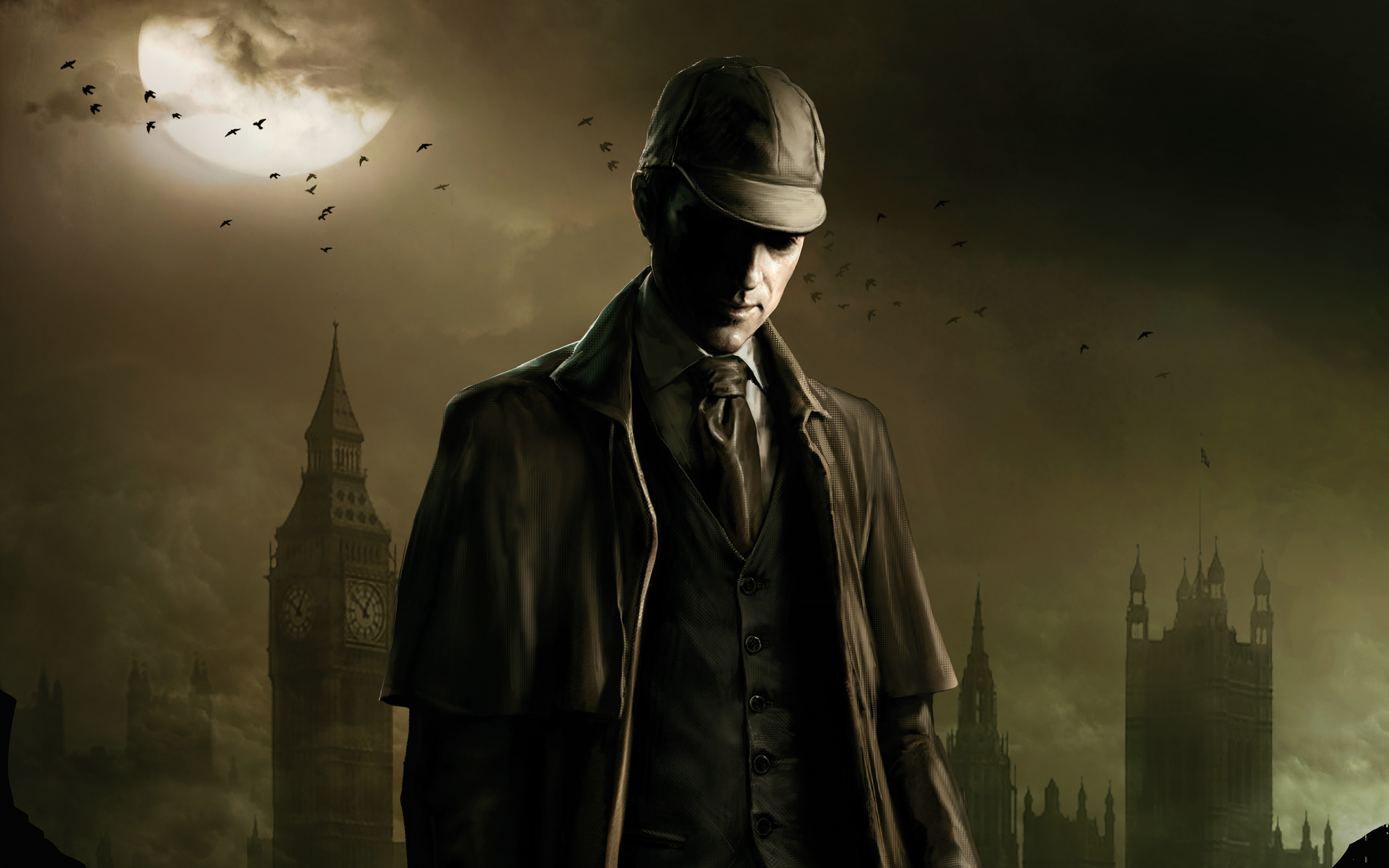 the testament of sherlock holmes computer wallpapers