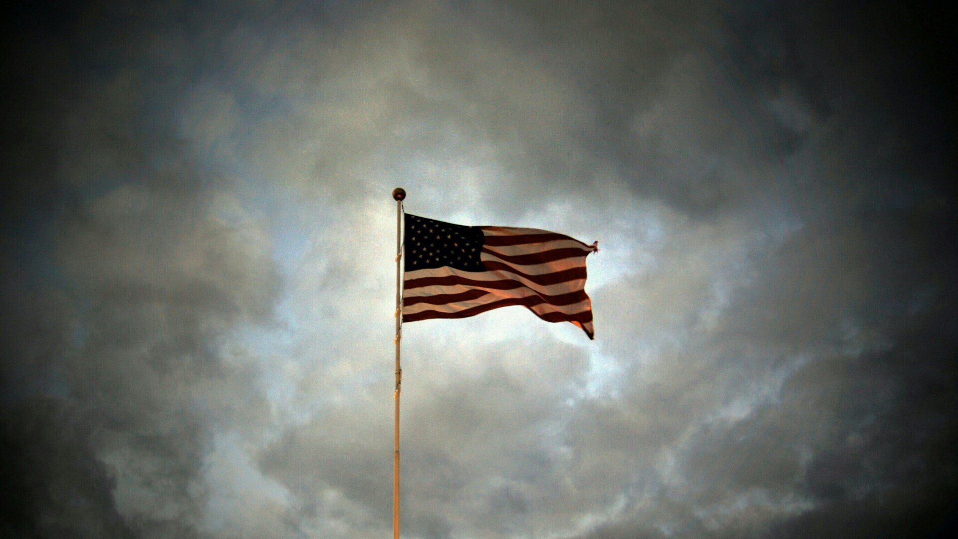 American Flag HD Wallpaper | Background Image | 1920x1080 ...