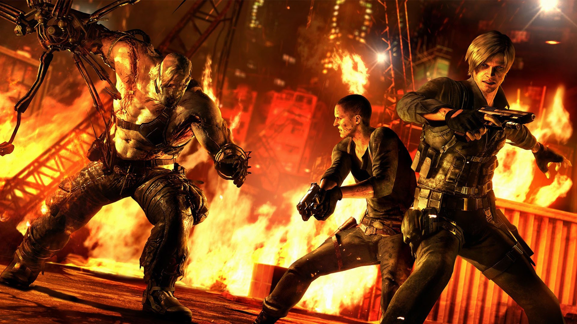 233 Resident Evil 6 HD Wallpapers | Background Images