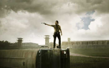 Televisieprogramma - The Walking Dead Wallpapers and Backgrounds ID : 312531