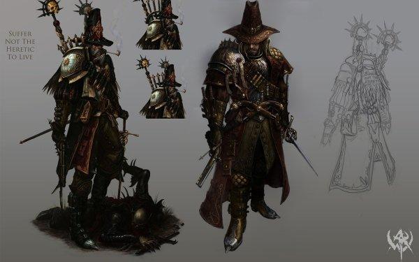 Video Game Total War: Warhammer Total War Warrior Witch Hunter Warhammer HD Wallpaper | Background Image