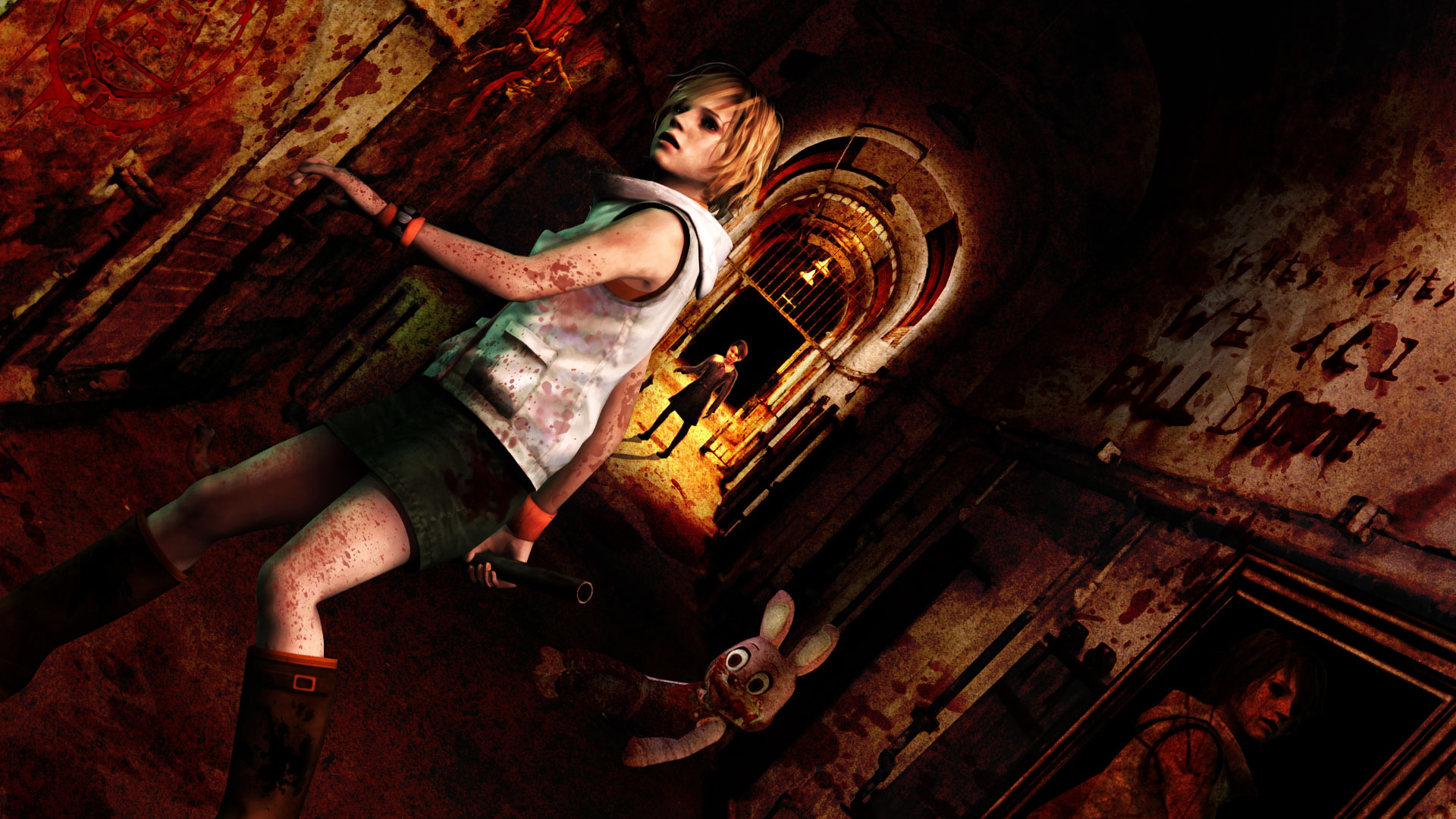 9 Silent Hill 3 Hd Wallpapers  Backgrounds - Wallpaper Abyss-7318