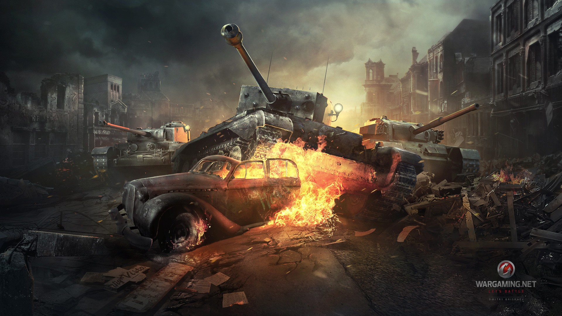 World Of Tanks Wallpapers ID313884