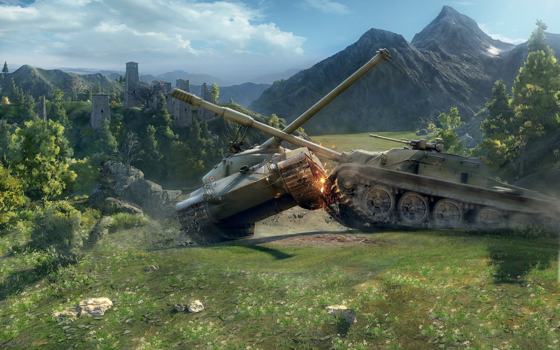 425 World Of Tanks Hd Wallpapers Background Images Wallpaper Abyss