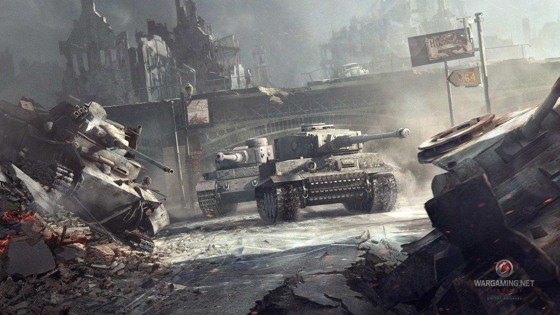 391 World Of Tanks HD Wallpapers