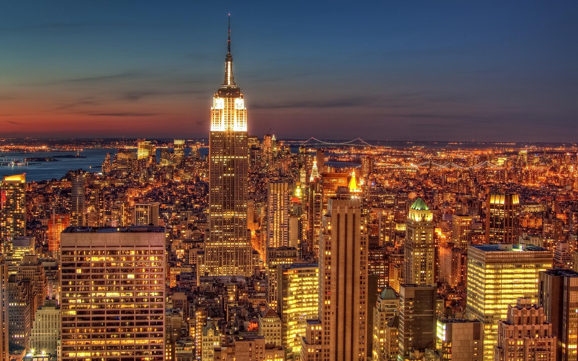 New York City, USA HD Wallpaper | Background Image ...