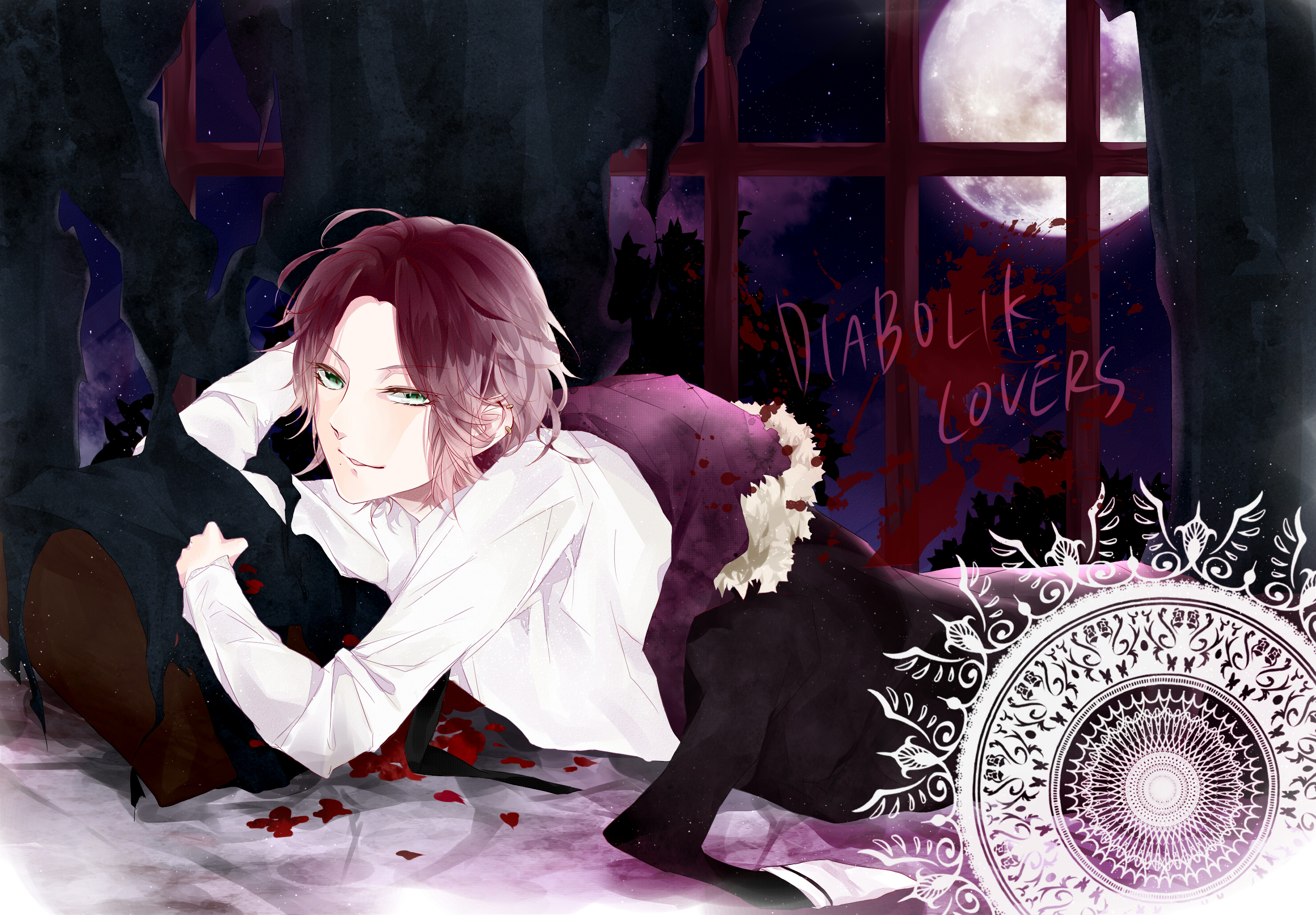 X Lover Wallpaper : 16 Diabolik Lovers HD Wallpapers Background Images - Wallpaper Abyss