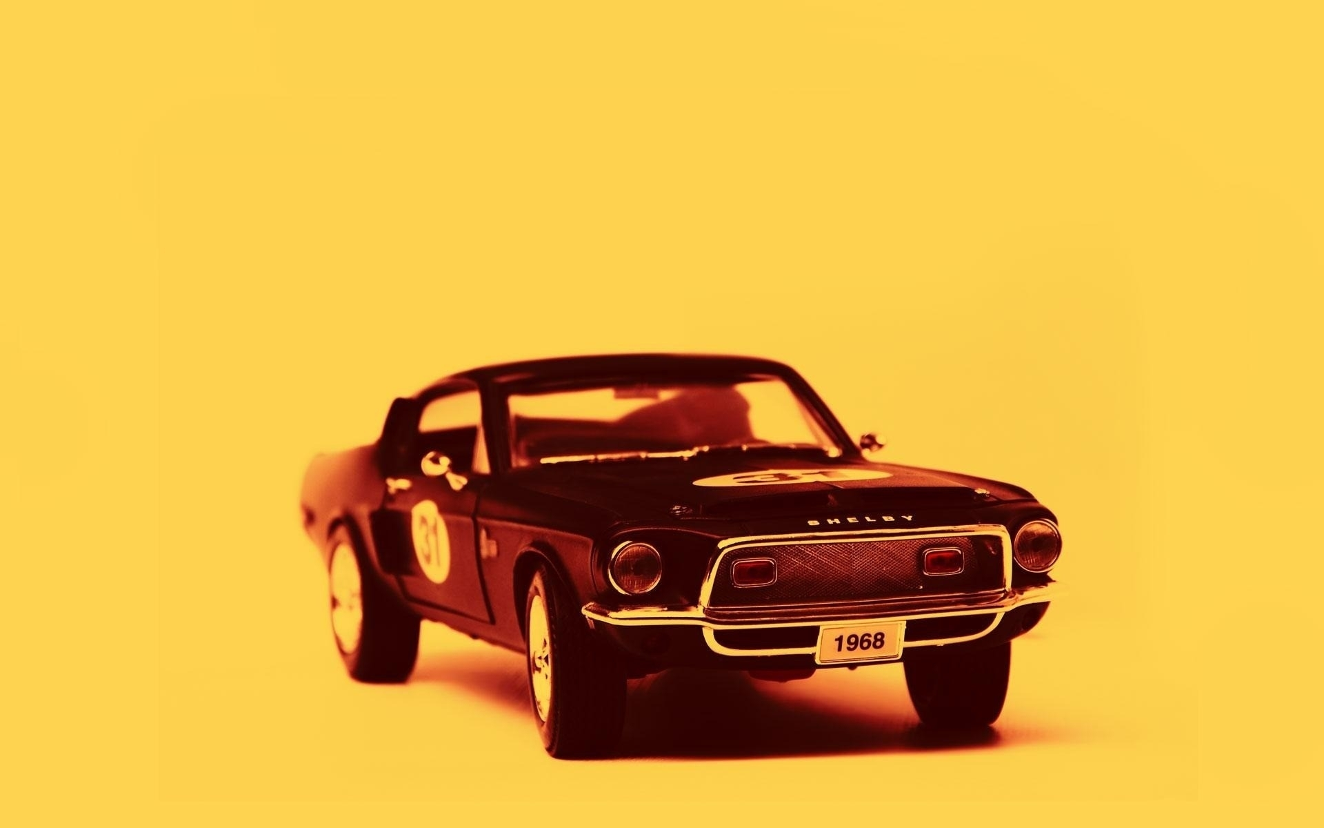 1968 ford mustang computer - photo #13
