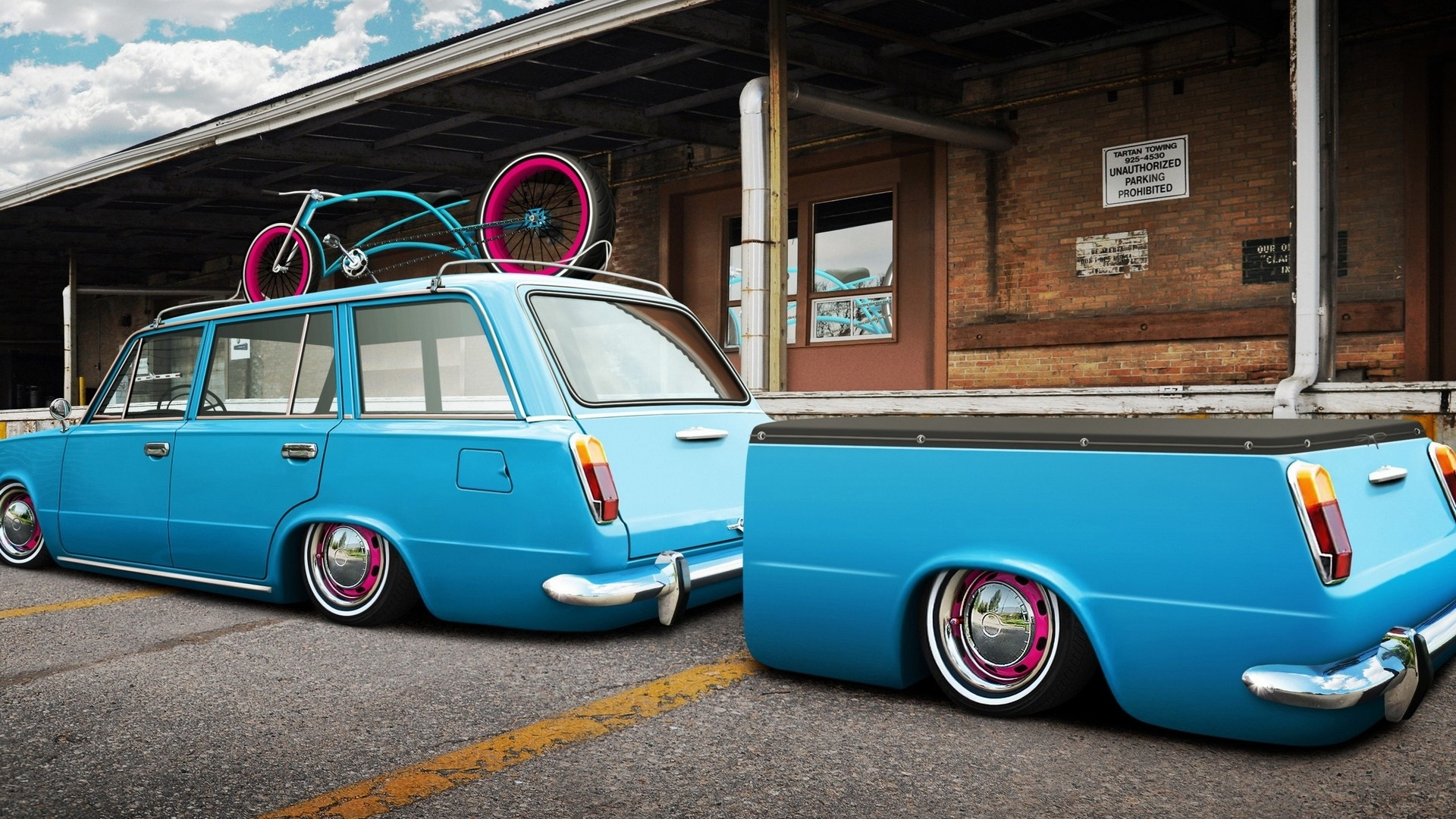 Lada lowrider Full HD Wallpaper and Background Image ...