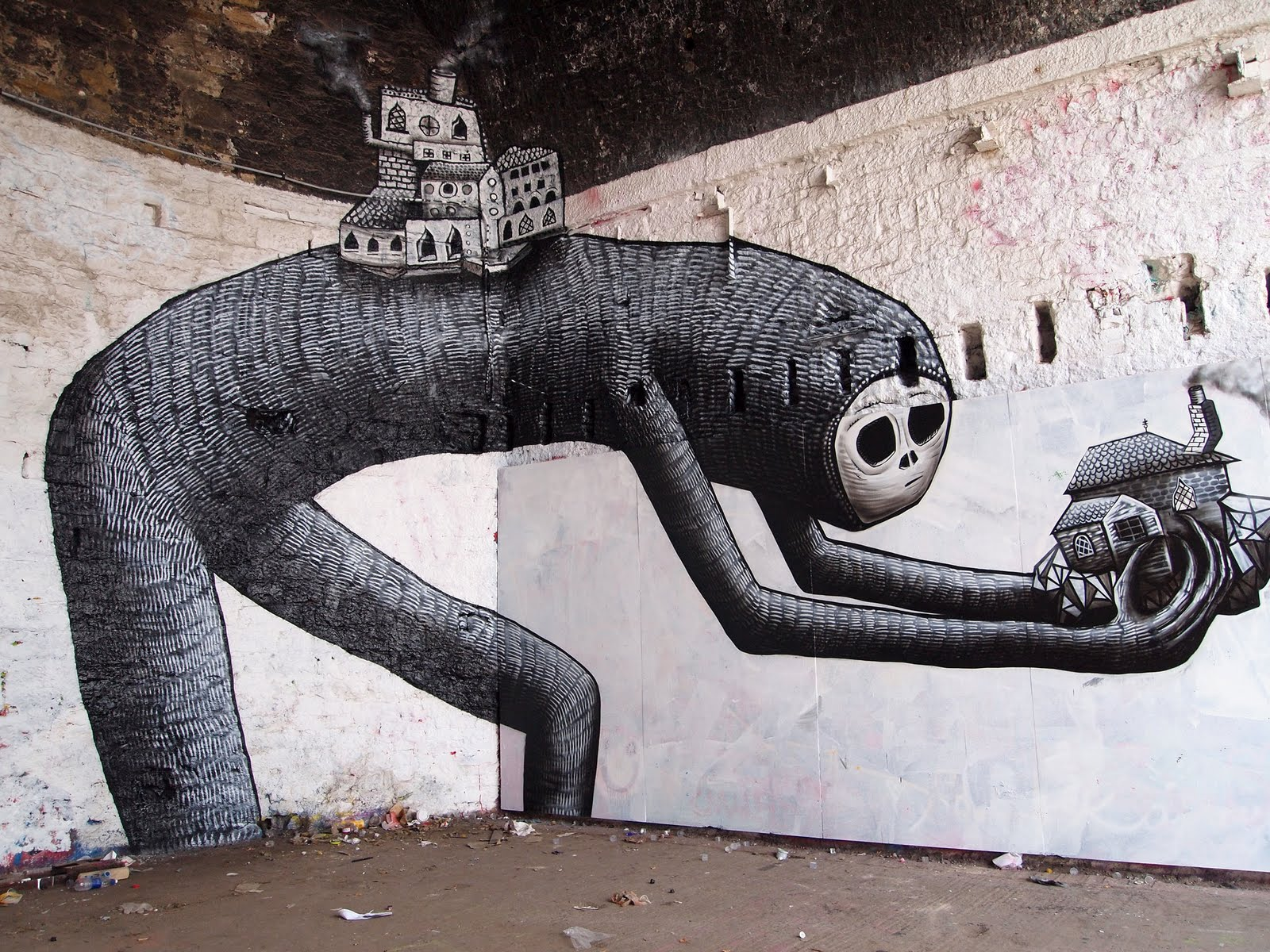 Graffiti Wallpaper And Background Image