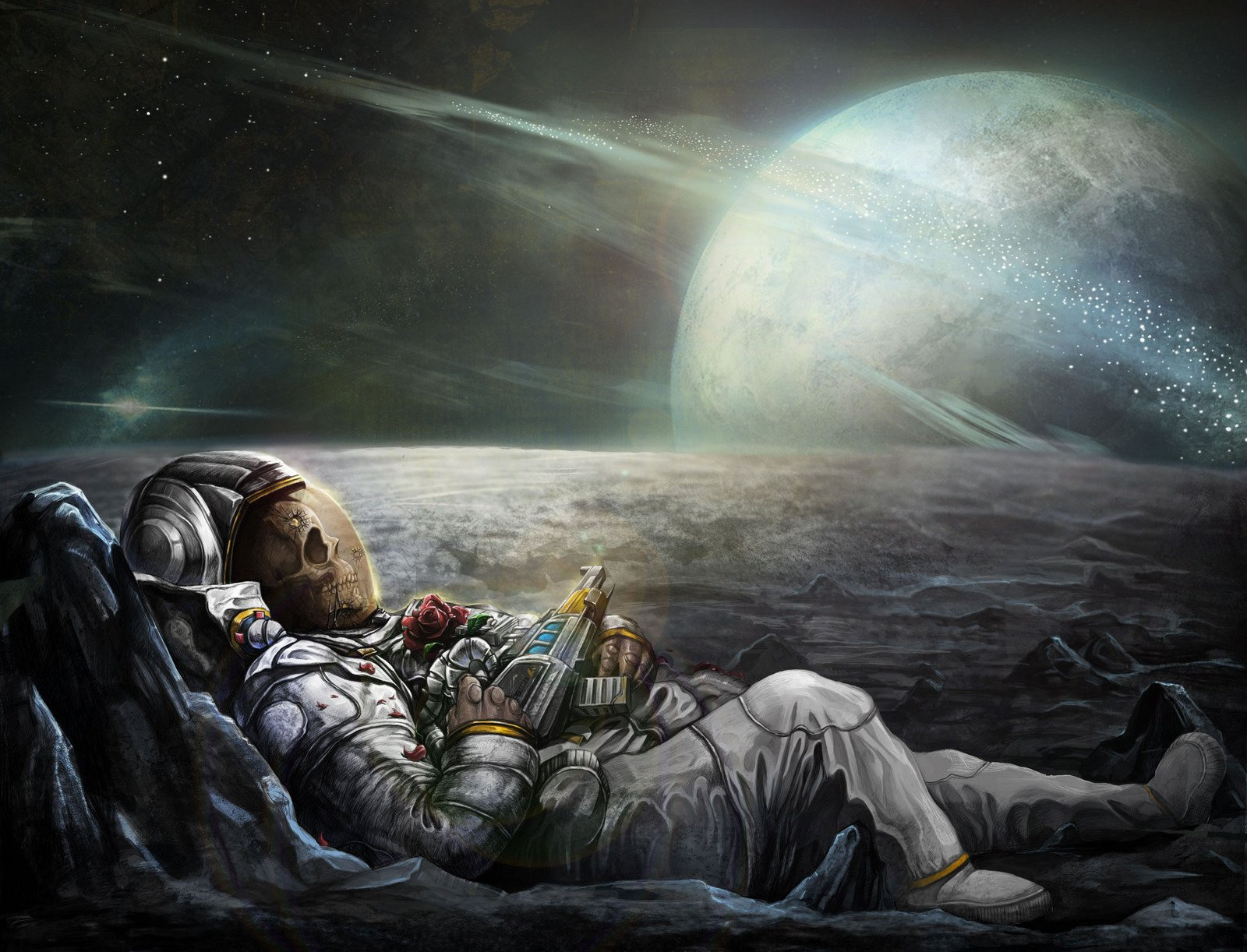 415 Astronaut Hd Wallpapers Background Images Wallpaper Abyss