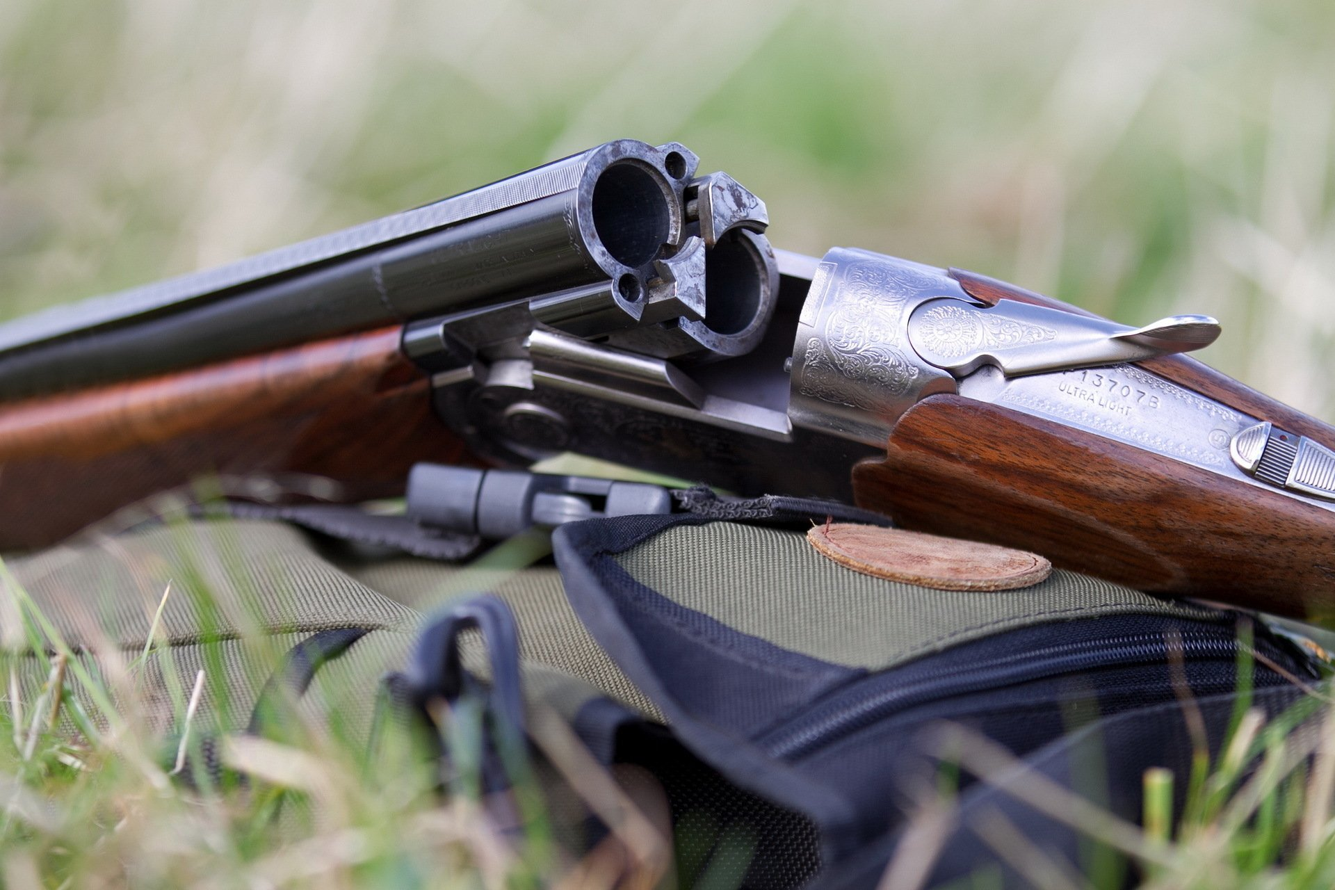 Benelli Ultra Light Shotgun Fondo De Pantalla Hd Fondo De