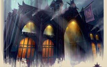 Fantasy - Building Wallpapers and Backgrounds ID : 314252
