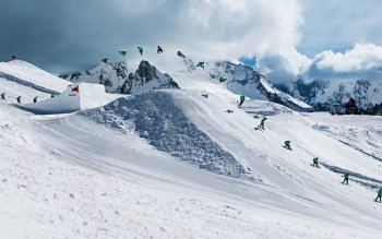 Sports - Snowboarding Wallpapers and Backgrounds ID : 314466