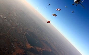 Sports - Skydiving Wallpapers and Backgrounds ID : 314594