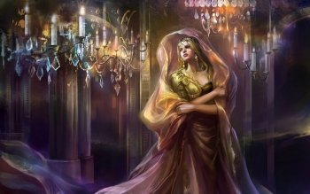 Fantasy - Women Wallpapers and Backgrounds ID : 314669