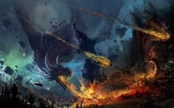 Fantasy - Dragon Wallpapers and Backgrounds ID : 314884