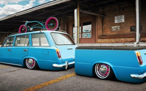 Fahrzeuge Lowrider Tuning Lada HD Wallpaper | Hintergrund