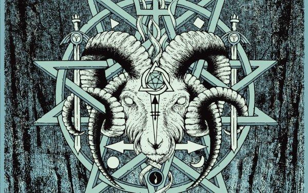 Música Unearthly Trance Satanic Baphomet Demonio Oculto Pagan Fondo de pantalla HD | Fondo de Escritorio