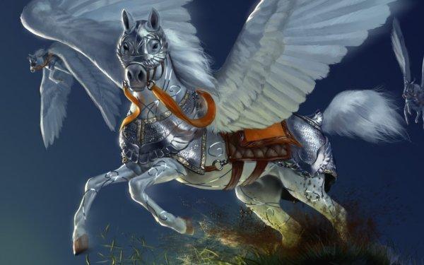 Fantaisie Pégase Animaux Fantastique Armor Fond d'écran HD | Image