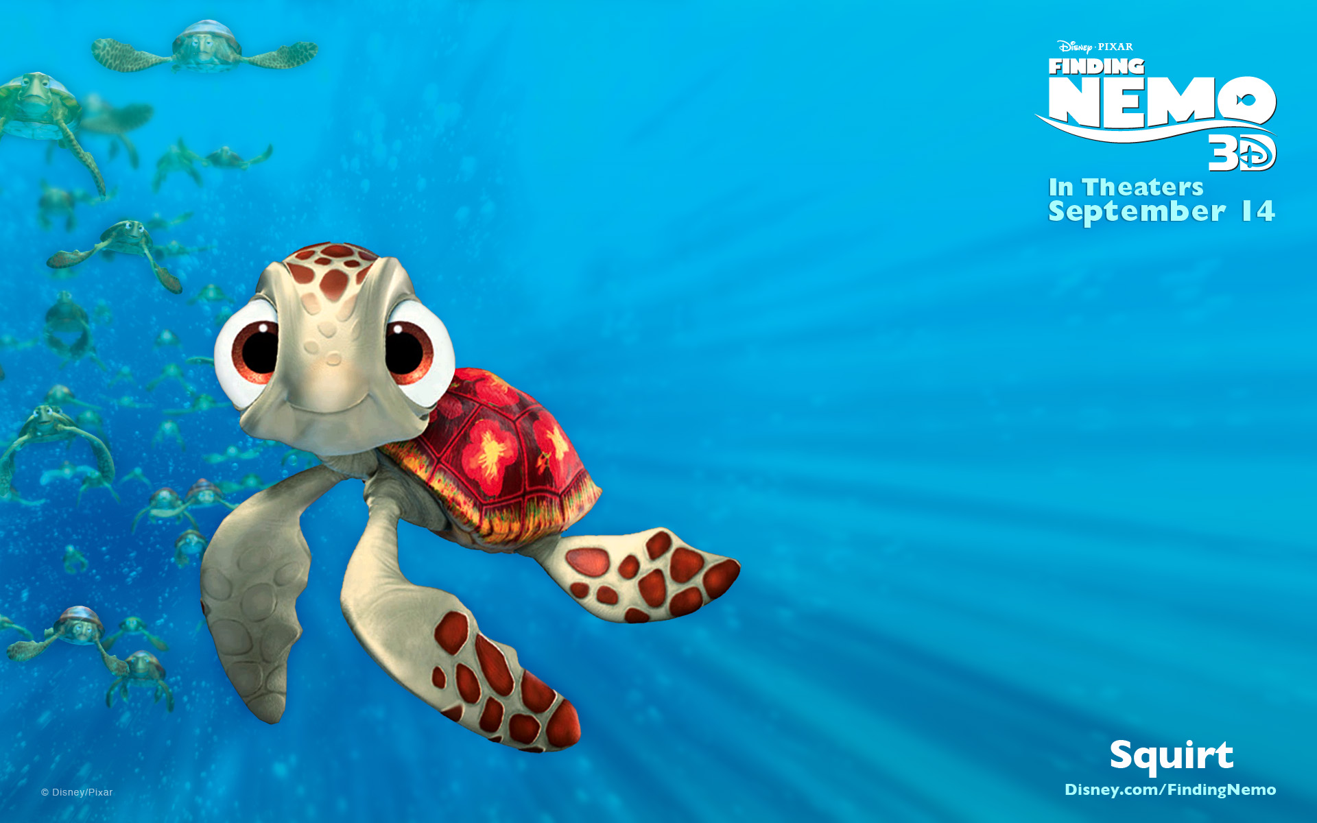 finding nemo hd wallpapers - photo #20
