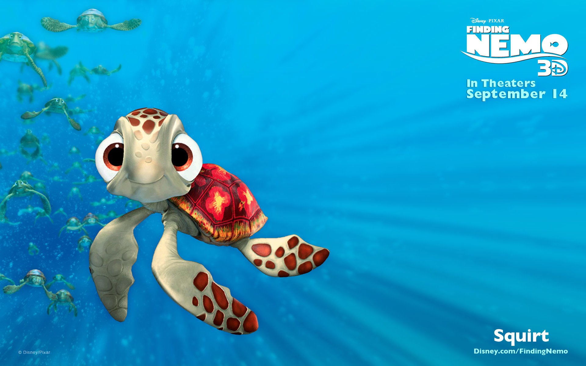 32 Finding Nemo HD Wallpapers