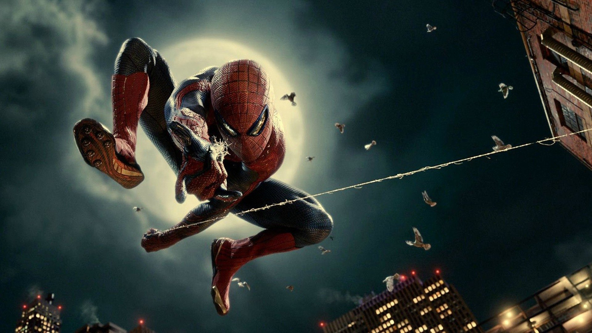 13 The Amazing Spider Man Hd Wallpapers Background Images