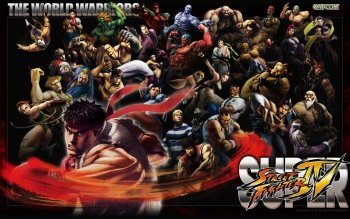 Video Game - Street Fighter Wallpapers and Backgrounds ID : 316948
