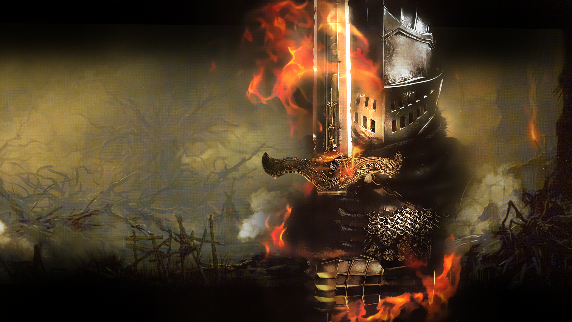 Dark Souls 3 Hd Wallpaper: Dark Souls Full HD Wallpaper And Background Image