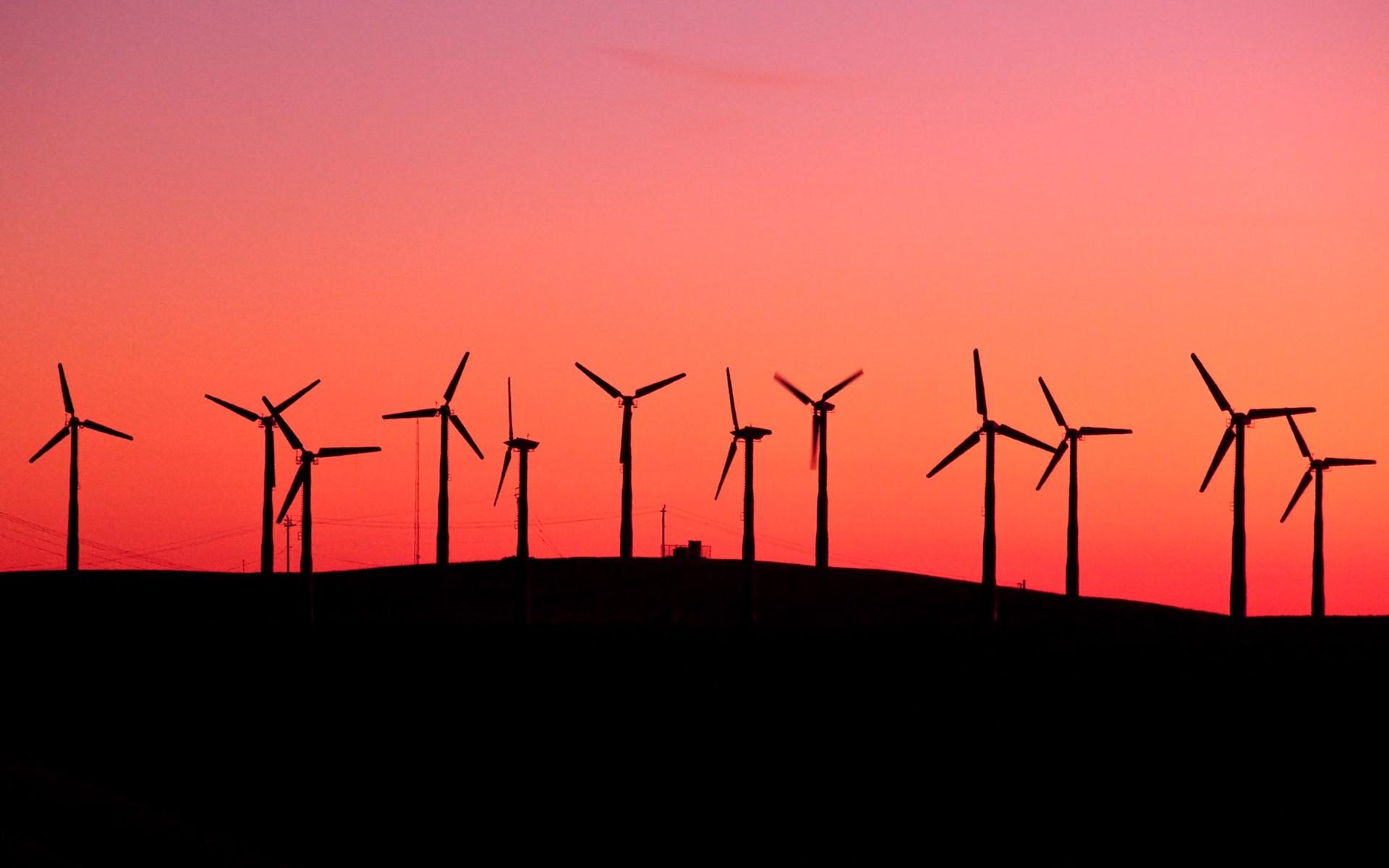 wind turbine computer wallpapers desktop backgrounds
