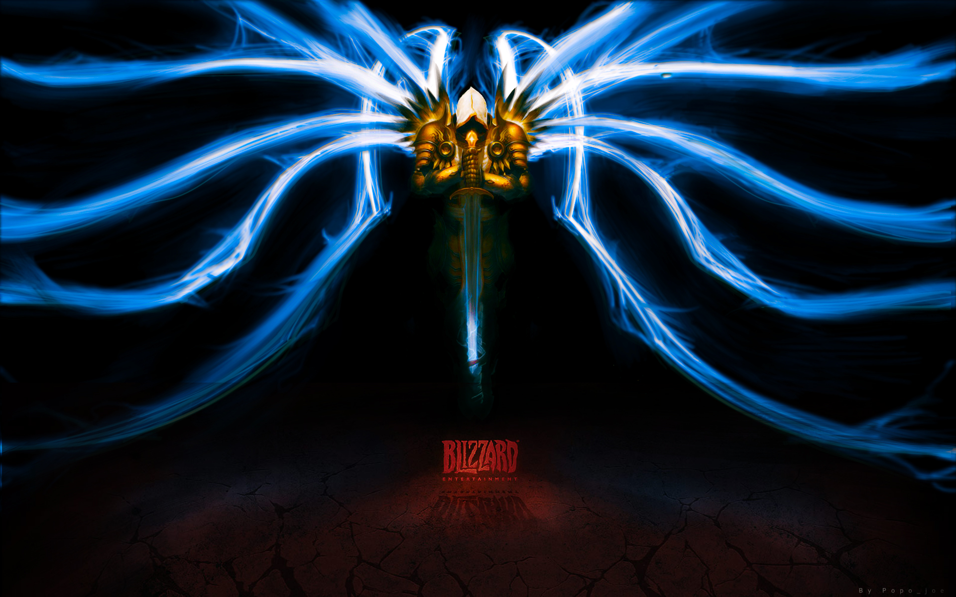 Diablo 3 Wallpaper Hd Tyrael