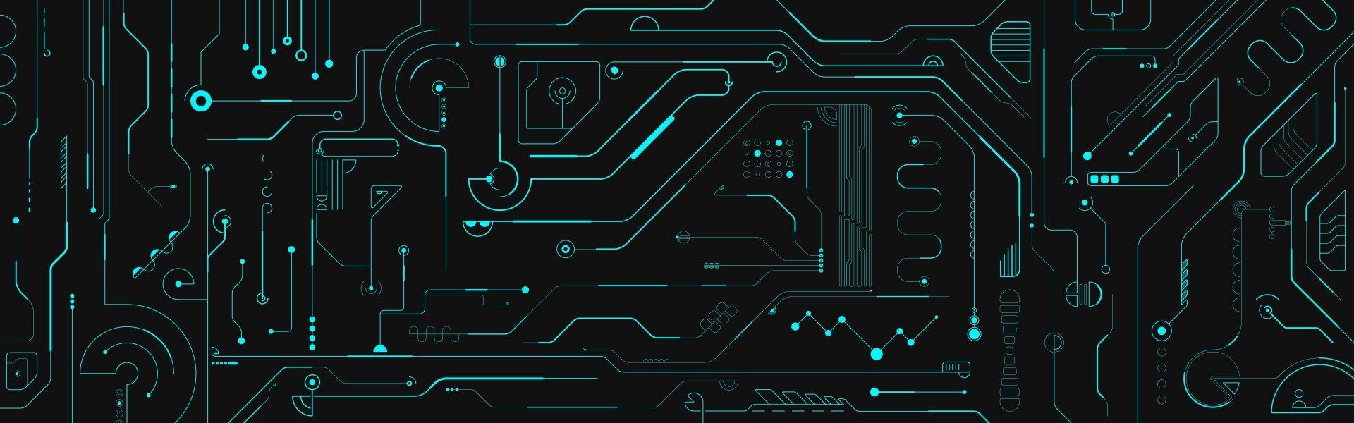 技术 - 电路  壁纸