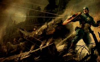 Comics - Captain America Wallpapers and Backgrounds ID : 317143
