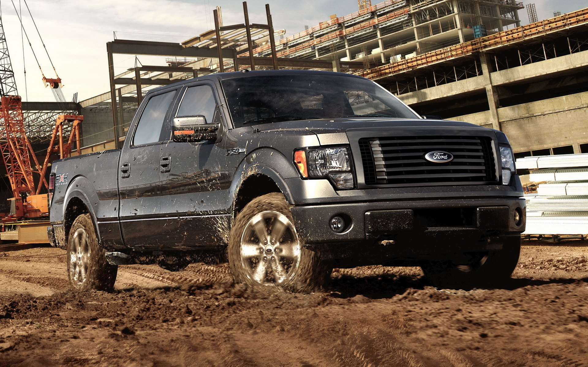 Ford F-150 Computer Wallpapers, Desktop Backgrounds
