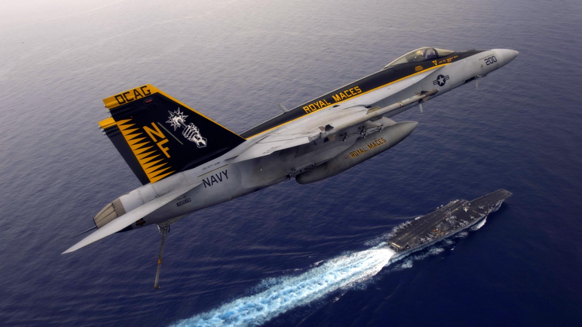 Douglas F A-18 H...F 18 Wallpaper