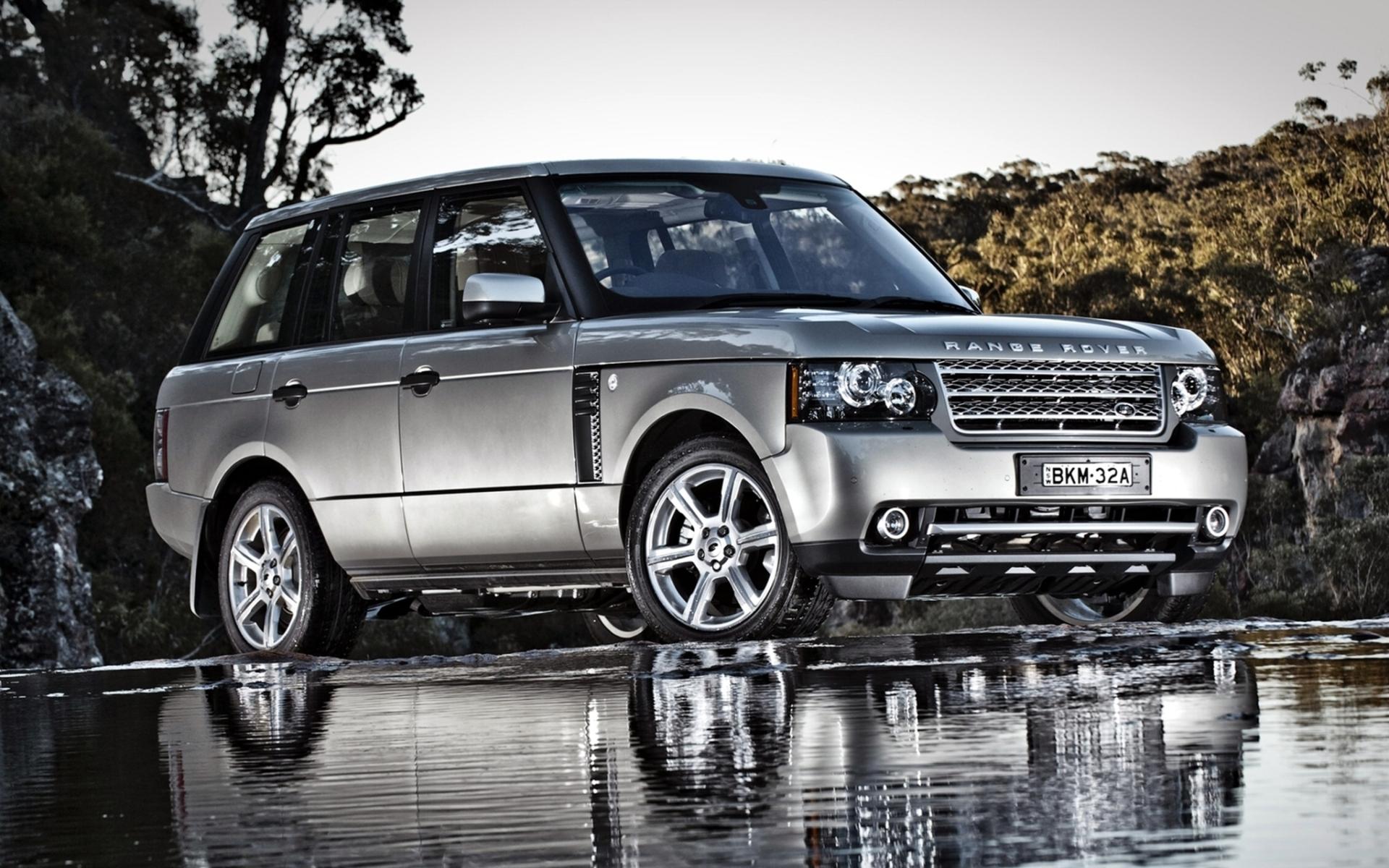 Range Rover HD Wallpaper