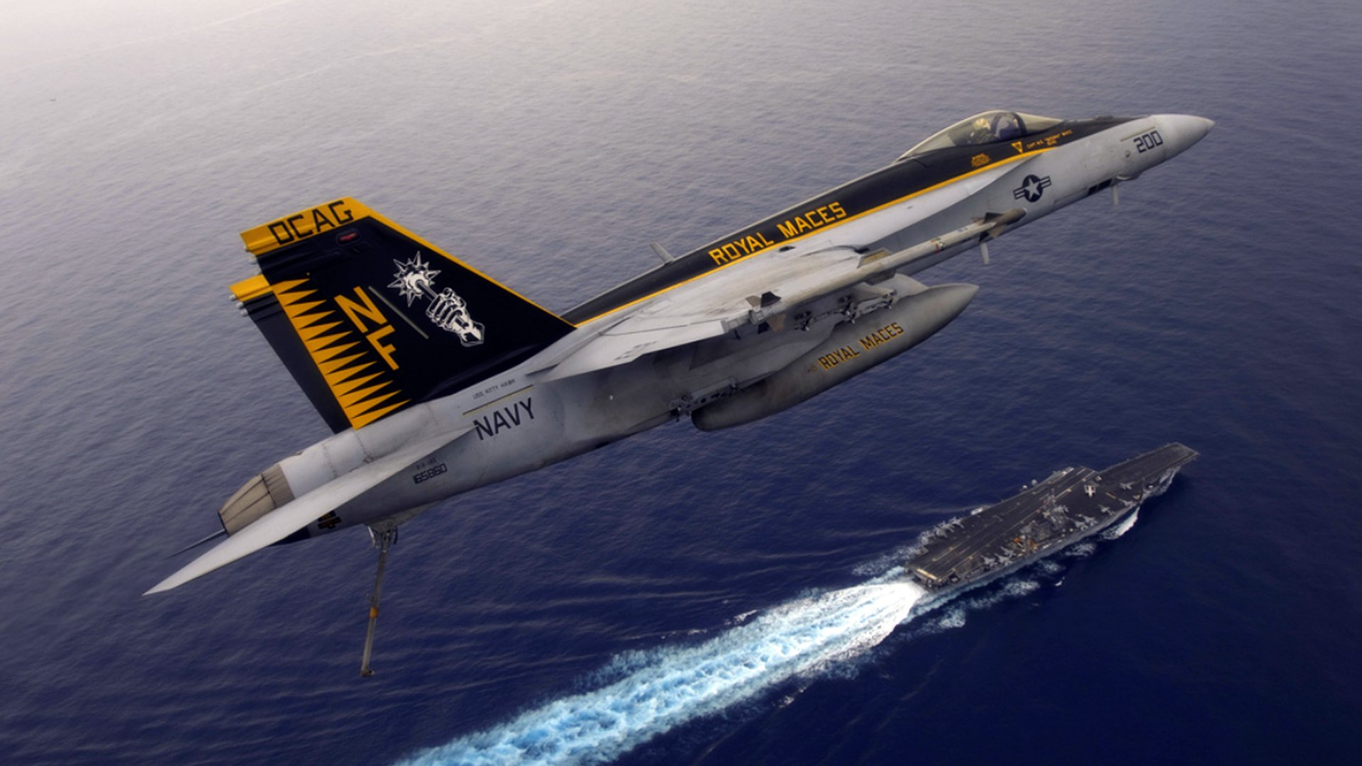 139 mcdonnell douglas f/a-18 hornet hd wallpapers | background