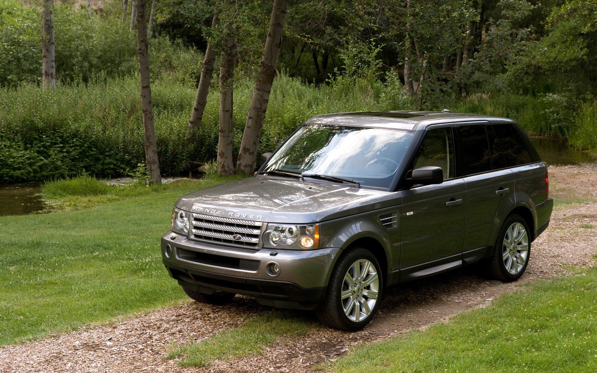 Vehicles  Range Rover Wallpaper