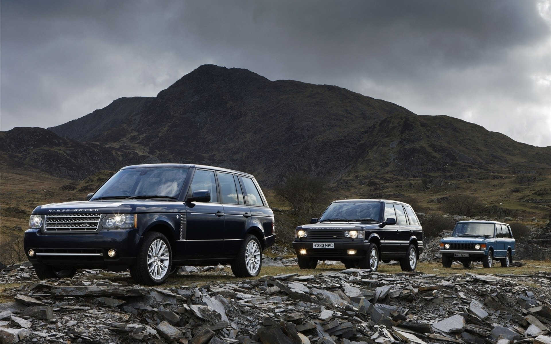 Range Rover Wallpaper Hd: Range Rover Full HD Wallpaper And Background Image