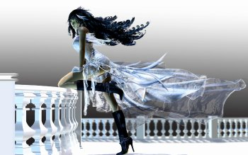 CGI - Women Wallpapers and Backgrounds ID : 318270