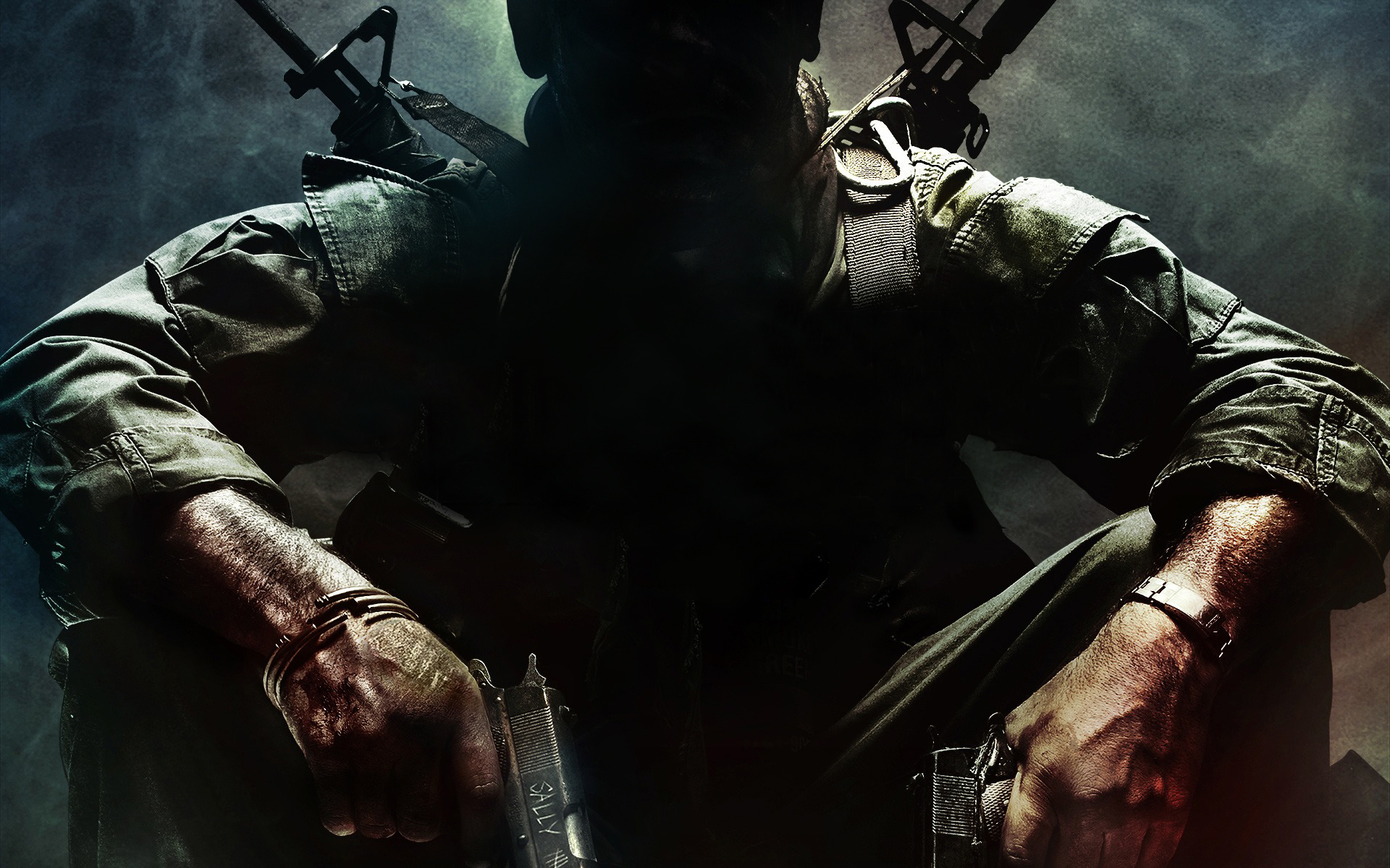 Call Of Duty Black Ops Full HD Wallpaper And Background Image
