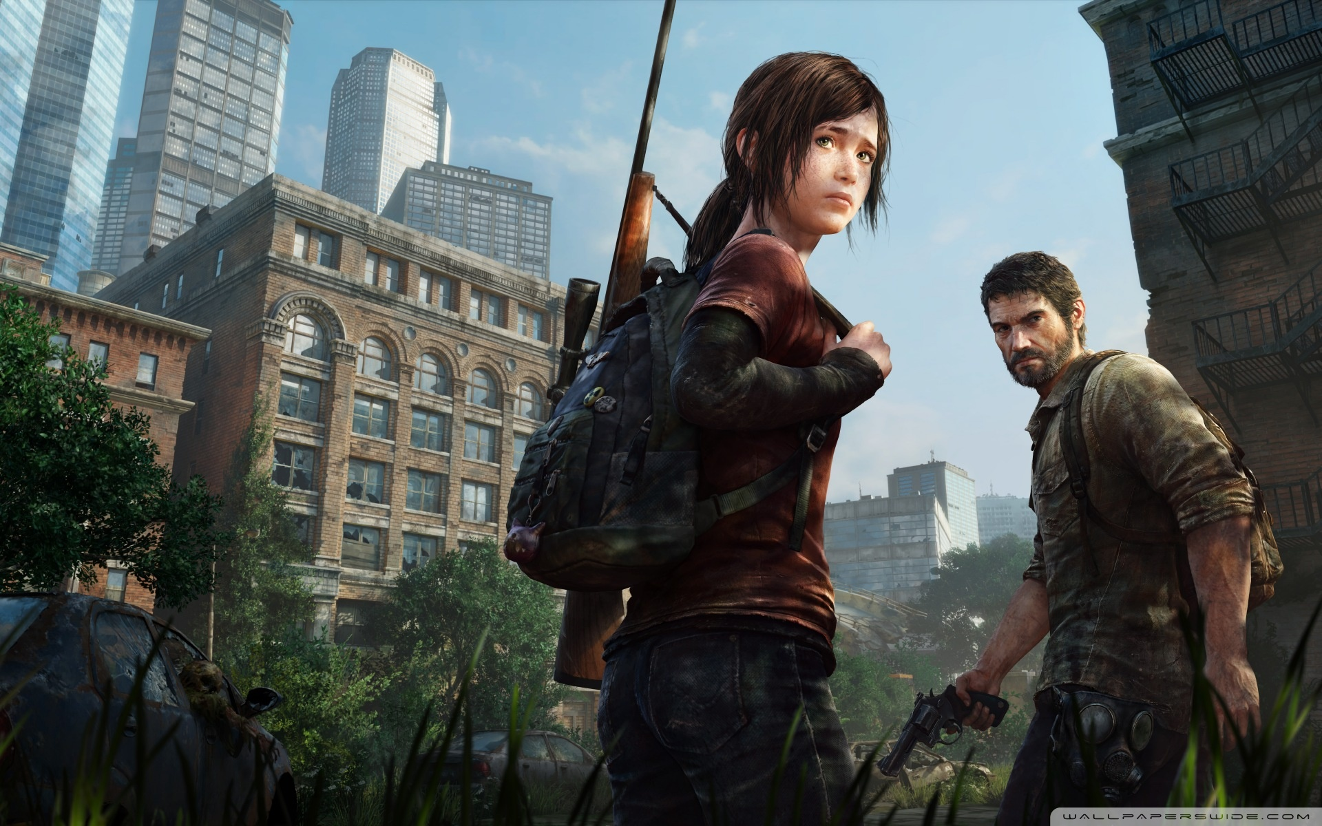 The Last Of Us HD Wallpaper | Background Image | 1920x1200 ...