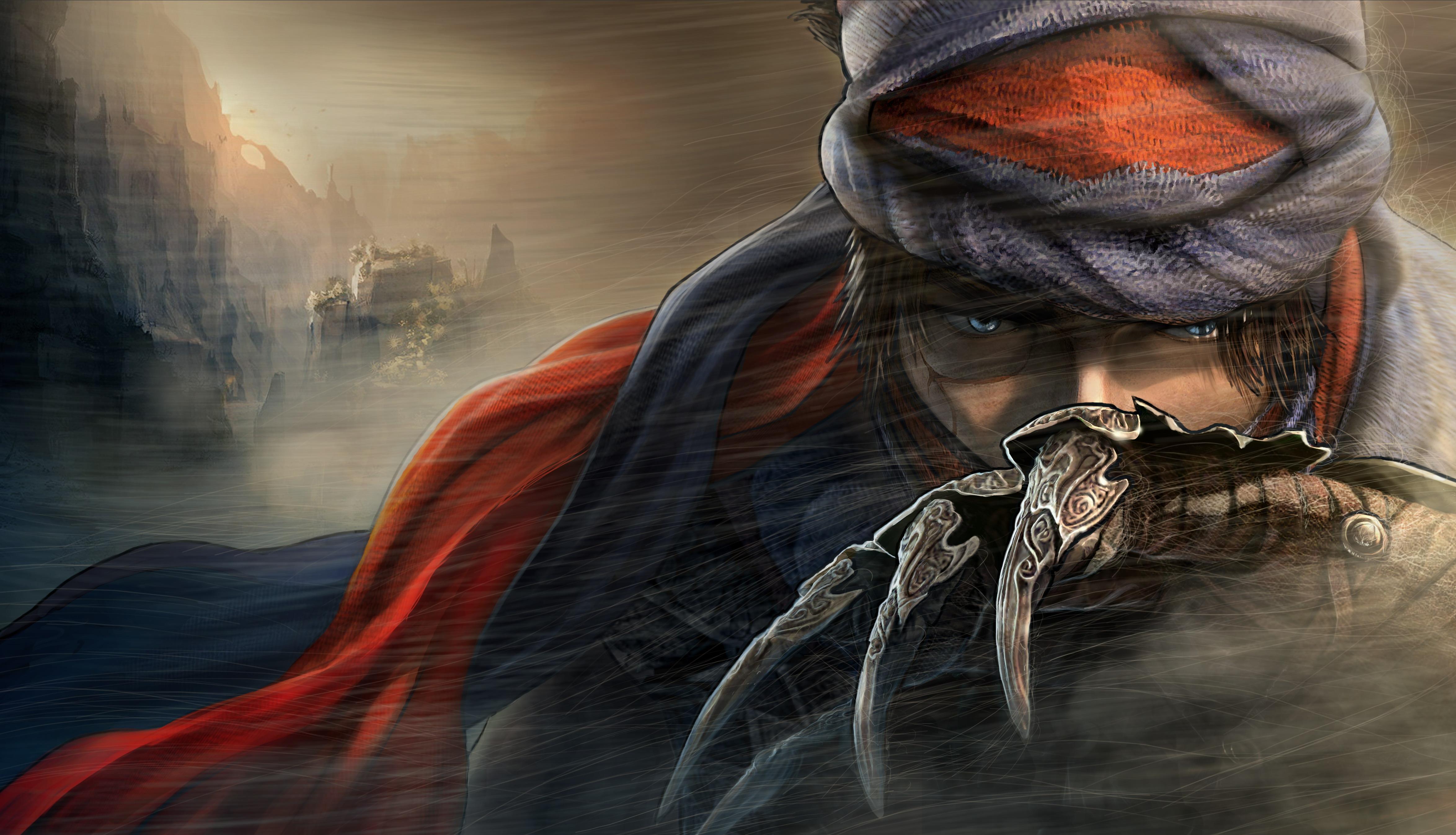 Prince Of Persia 4k Ultra HD Wallpaper