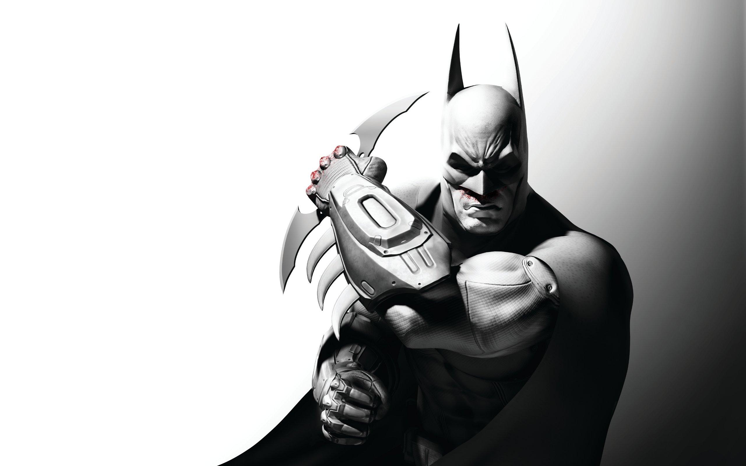 batman: arkham city hd wallpaper | background image | 2560x1600 | id