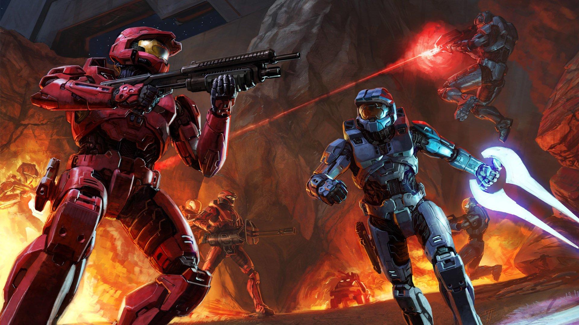 Halo 2 HD Wallpaper | Background Image | 1920x1080 | ID ...