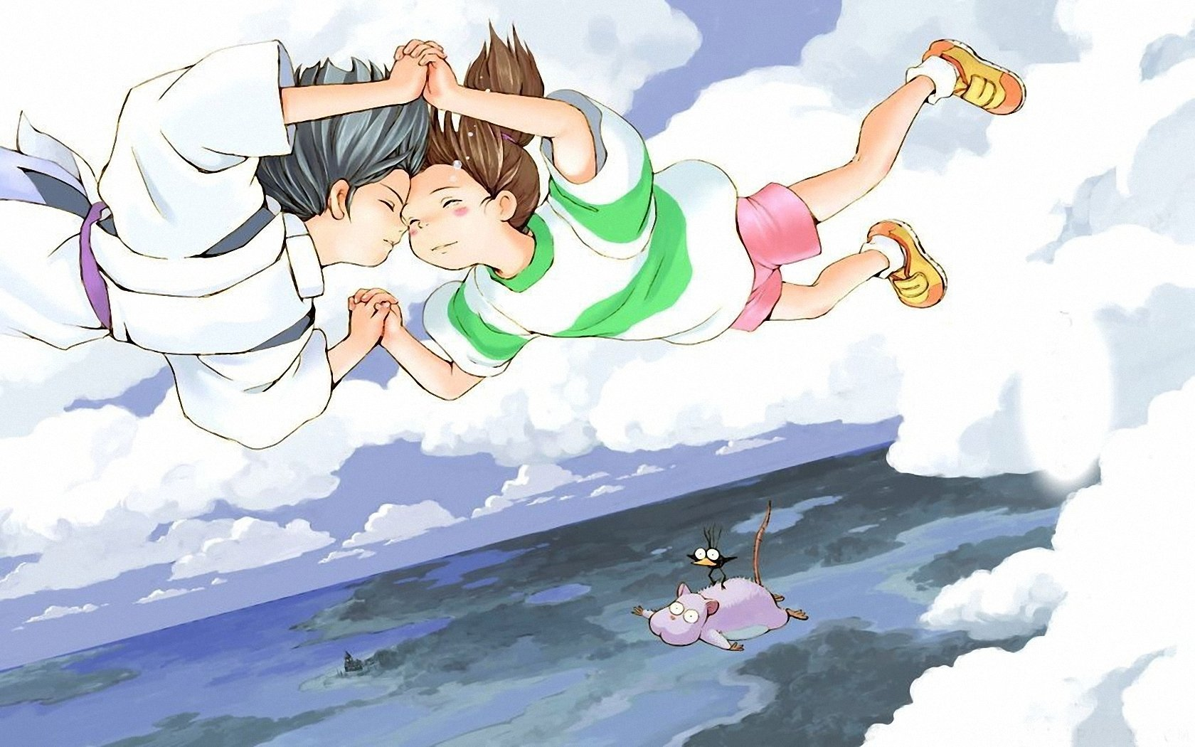 Spirited Away Wallpaper And Background Image