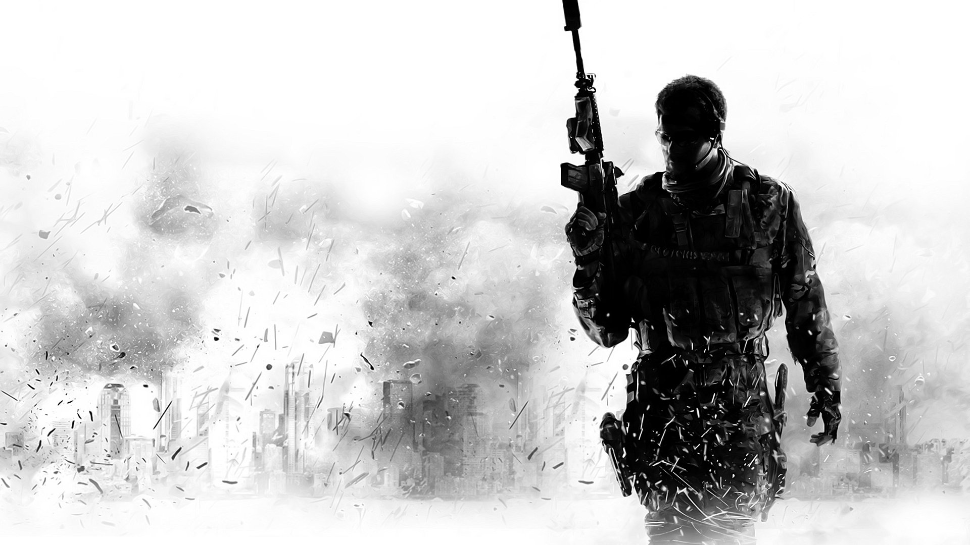 26 Call Of Duty Modern Warfare 3 HD Wallpapers