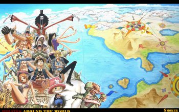 Anime - One Piece Wallpapers and Backgrounds ID : 319154